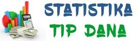 Tip Dana Statistika